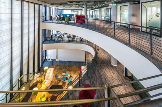 פרויקט SAP / תכנון ועיצוב: רם גולדברג אדריכלים / צילום: עוזי פורת