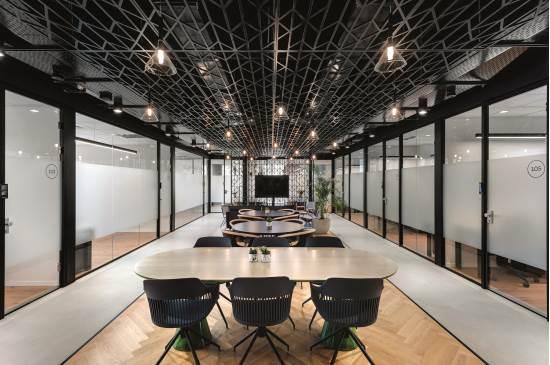 משרדי INNONATION / תכנון ועיצוב: DO - אורלי דקטר עיצוב ואדריכלות פנים / צילום: עודד סמדר