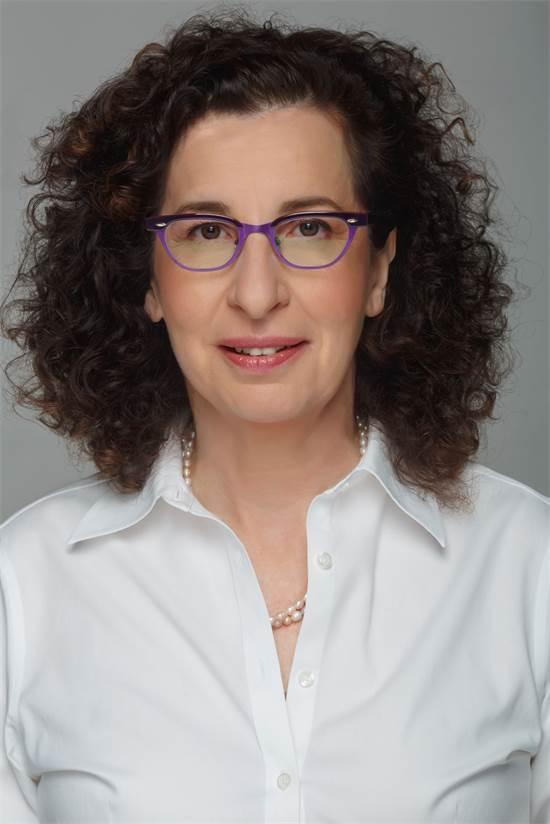 """ענת לוין, מנכ""""לית BlackRock ישראל / צילום: רמי זרנגר"""