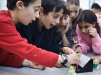 """תוכנית מצוינות  אלברט""""ו - """"אתגרי למידה בראש טוב"""" / צילום: באדיבות אלברט""""ו"""