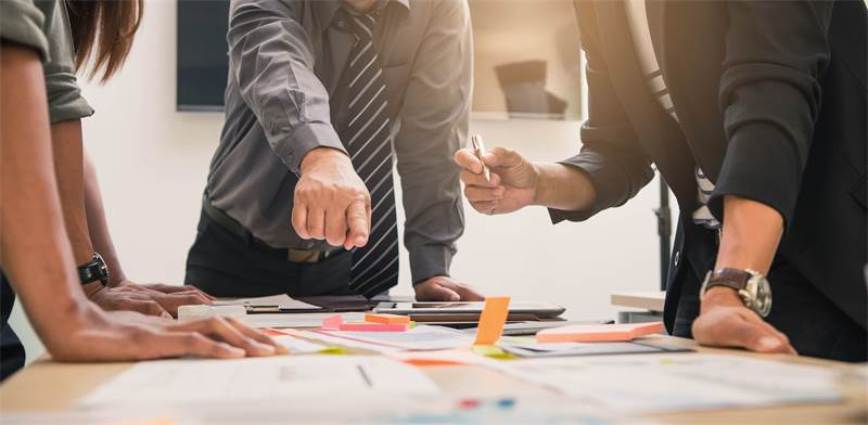 משבר הוא מגבר – לחוזקות ולחולשות העסק / צילום: Shutterstock/א.ס.א.פ קרייטיב