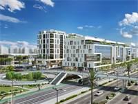 """פרויקט """"Ono business center"""". חמש קומות של משרדים מעוצבים בשטח של 28 אלף מ""""ר / הדמיה: סטודיו לומו"""