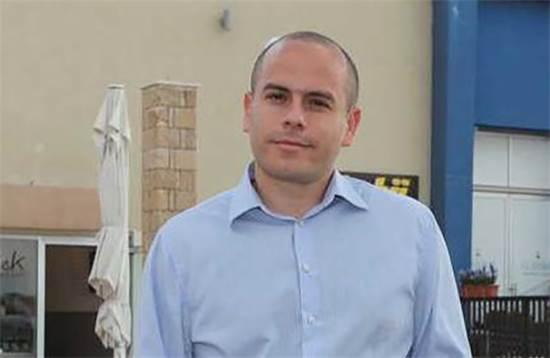 """עו""""ד בן מיוסט, מנכ""""ל החברה הכלכלית לוד / צילום: יונתן זילברמן"""