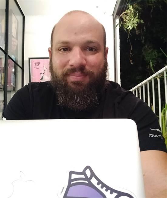 """איל פדר לוי, מנכ""""ל חברת הסטארט-אפ Zencity / צילום: איל פדר לוי"""