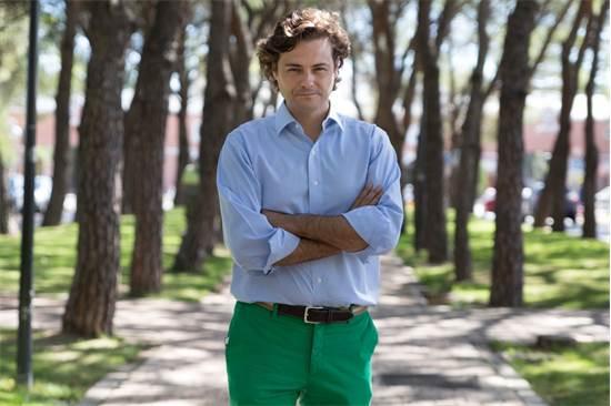 """רפא גוזאלו, מייסד ומנכ""""ל משותף ב-The PowerMBA / צילום: Antonio Lopez"""