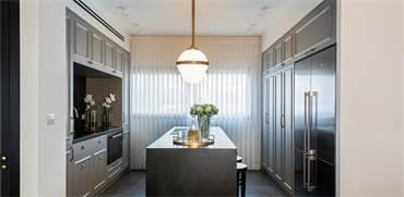 דירות יוקרה קטנות בעיצוב מזמין ונוח, בהשראה אורבנית / צילום: שי אדם