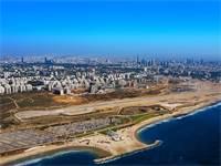 """מתחם שדה דב, צפון תל אביב / צילום: קבוצת לוי & יאיר נדל""""ן"""