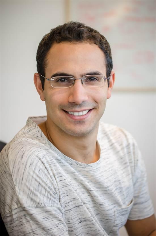 """עמירם שחר, מנכ""""ל חטיבת Spot וסגן נשיא בחברת NetApp / צילום: יח""""צ"""