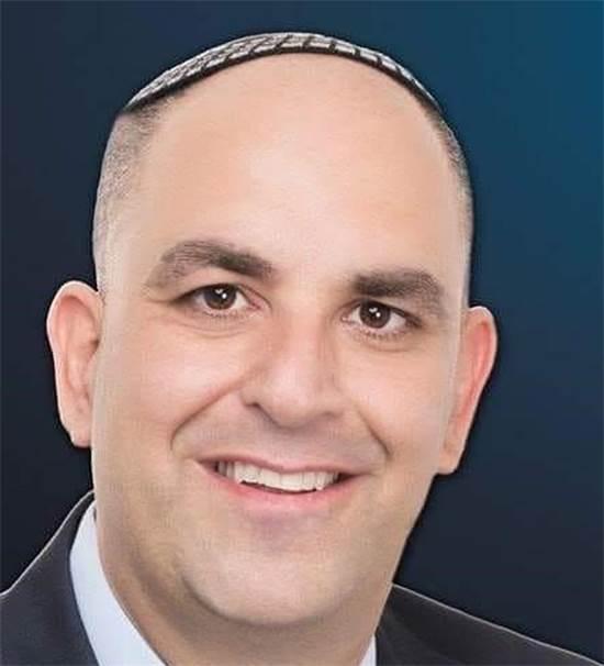 יאיר רביבו, ראש העיר לוד / צילום: משה אלדן