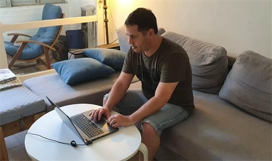 שחר ניניו, מנהל צוות QA בחברת Ness / צילום: שחר ניניו
