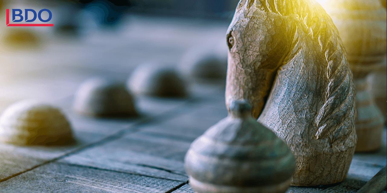 אסטרטגיה בזמן משבר / צילום: Shutterstock/א.ס.א.פ קרייטיב