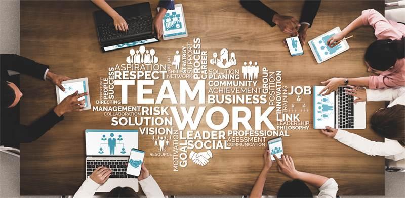 עבודה מהבית. יש ליצור סביבת עבודה הולמת לעובד / צילום: Shutterstock/א.ס.א.פ קרייטיב