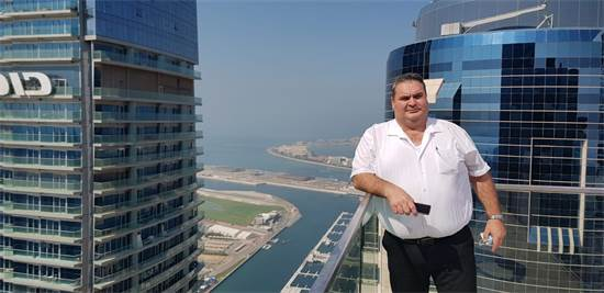 """עו""""ד רו""""ח ג'ריס דחדולי, מייסד ובעלי חברת רימקס סחר והשקעות / צילום: רפיק' ח'ורי"""