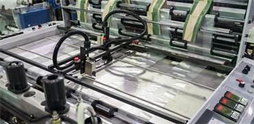 מכונת אריזה. עלויות הציוד הכבד מרתיעות עסקים / צילום: Shutterstock/א.ס.א.פ קרייטיב