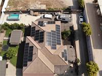"""ח.י. אנרגיה (לשעבר סולגל) תחום PV. פרויקט ביישוב אדירים / צילום: יח""""צ"""