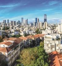 תל אביב. מהווה כר נרחב להתחדשות עירונית / צילום: Shutterstock/א.ס.א.פ קרייטיב