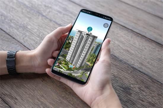 טכנולוגיית DREAMS, מאפשרת לרוכש פוטנציאלי לסייר וירטואלית בדירה וסביבתה ולהתרשם ממנה / צילום: freepik (עיבוד: bmby)