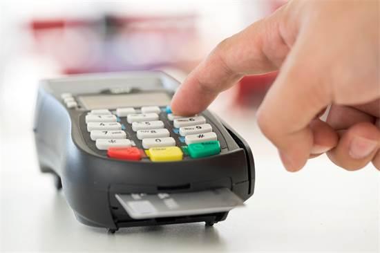 ניכיון שוברי אשראי. מאפשר קבלת סכום העסקה באופן מיידי / צילום: Shutterstock/א.ס.א.פ קרייטיב
