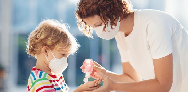 כך תישארו בריאים בזמן המגיפה / צילום: Shutterstock/א.ס.א.פ קרייטיב