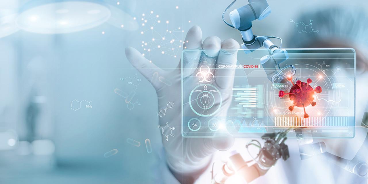 טכנולגיות מתקדמות שיכולות לקחת חלק במאבק ב-Covid-19 / צילום: Shutterstock/א.ס.א.פ קרייטיב
