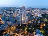 """פרויקט """"ג'רוזלם ספיריט"""", ירושלים / הדמיה: Viewpoint"""