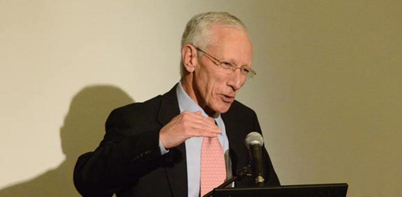 Stanley Fischer  photo: Eyal Yitzhar