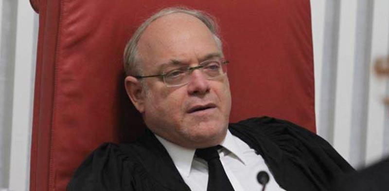 שופט העליון ניל הנדל / צילום: אוריה תדמור