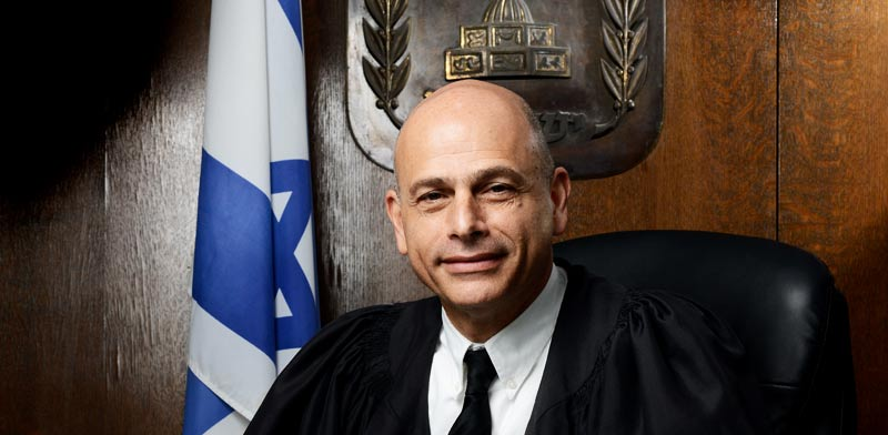 Judge Eitan Orenstein  photo: Eyal Yitzhar