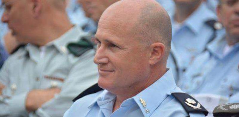 ניצב רוני ריטמן / צילום: חטיבת דוברות המשטרה