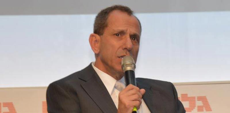 פרופ' שמואל האוזר / צילום: תמר מצפי