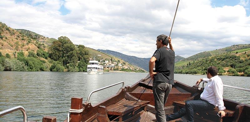 שיט על נהר הדוארו/ צילום: גילי מצא
