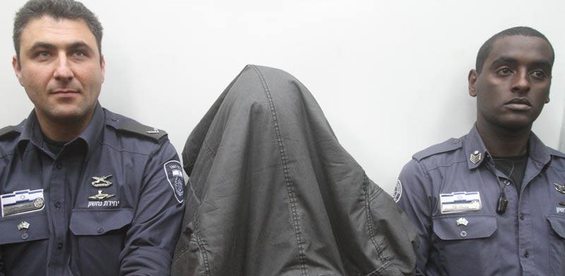 החשוד בפריצה למחשבים של מדונה / צילום: רוני שיצר