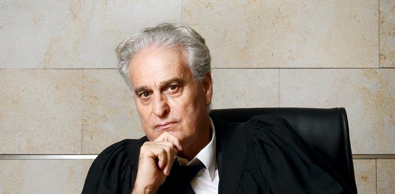 השופט יגאל פליטמן / צילום: איל יצהר