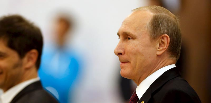 ולדימיר פוטין / צילום: רויטרס
