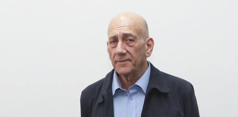 אהוד אולמרט / צילום: גיל יוחנן -  ynet
