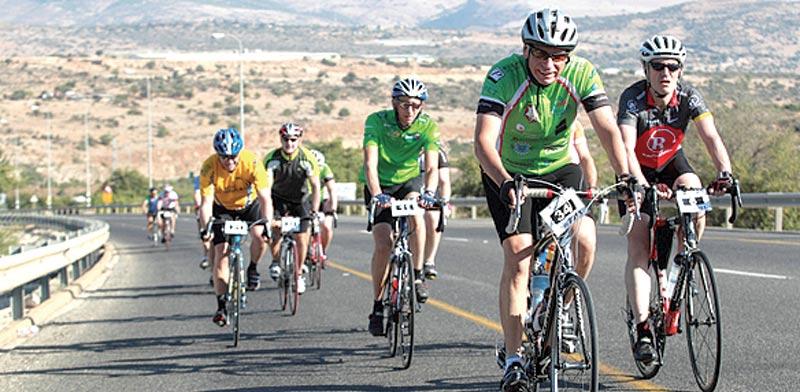 הפנינג אופניים גלגליל / צילום: עידן פלד