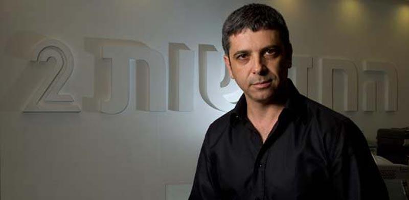 אבי וייס מנכל חדשות ערוץ 2  / צילום: איל יצהר