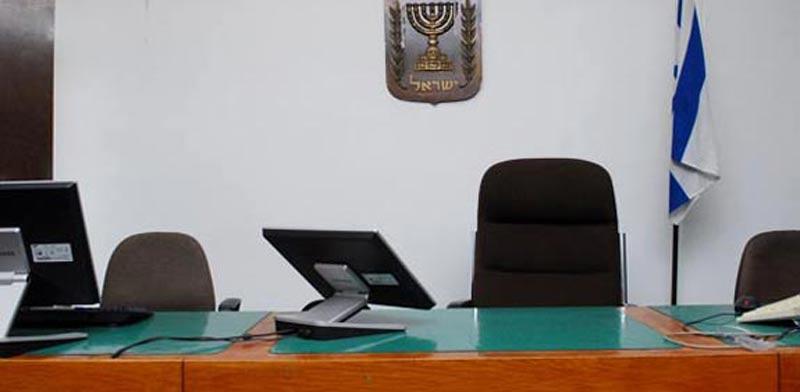 אולם בית משפט דין / צלם: איל יצהר