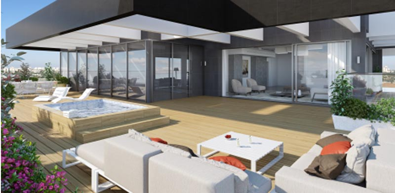 מגה וברק יצאנו לקנות דירה חדשה בתל אביב וזה מה שראינו - גלובס RH-06