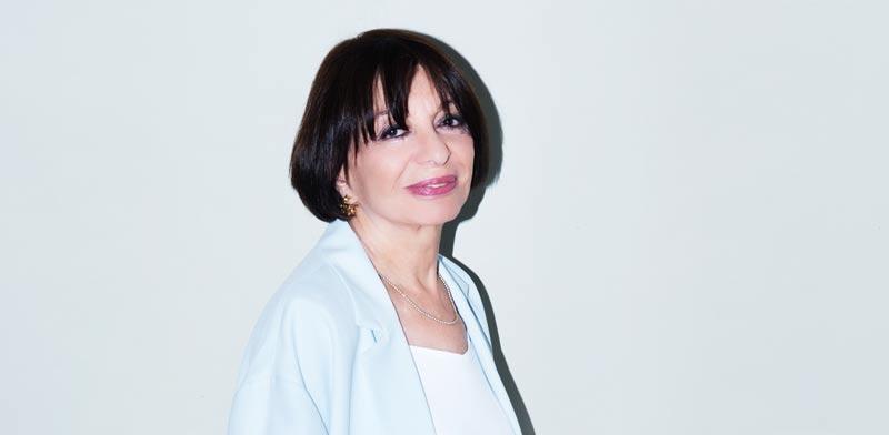 רבקה מיכאלי / צילום:  מירי דוידוביץ
