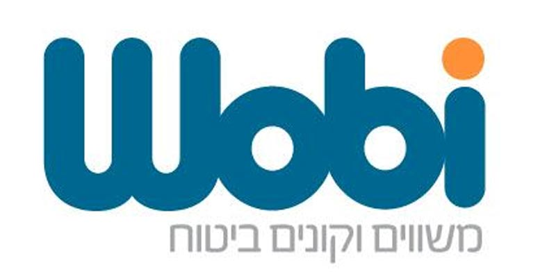 WOBI לוגו