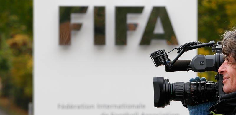 """פיפ""""א, מצלמת טלוויזיה / צלם: רויטרס"""