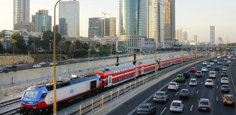 רכבת ישראל / צילום: רכבת ישראל