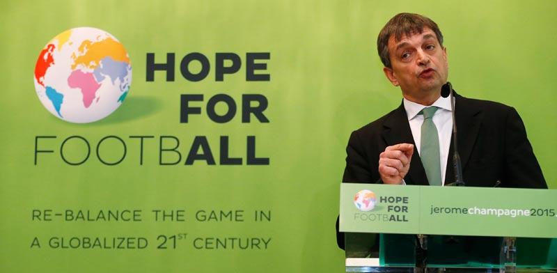 ז'רום שמפיין / צילום:רויטרס