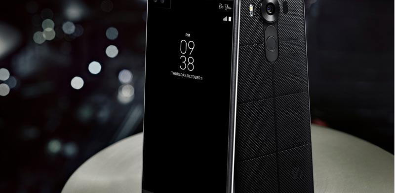 LG  דגם V10/צילוםיחצ