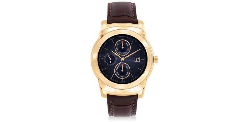 שעון הזהב של LG / צילום: יחצ