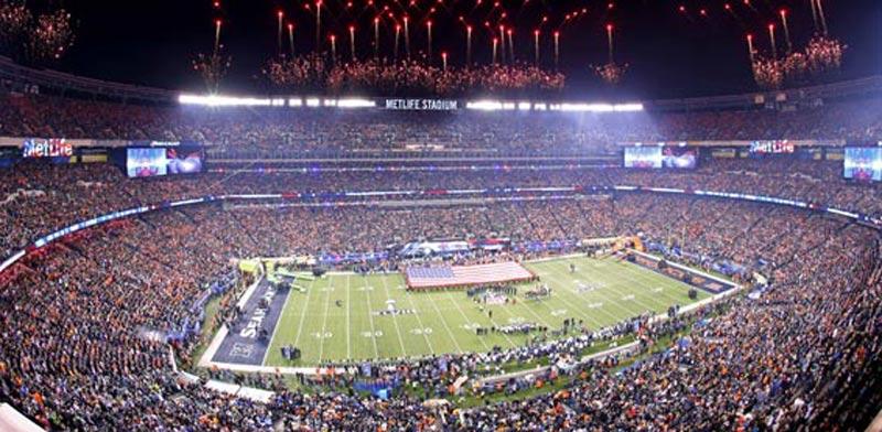 אצטדיון פוטבול, NFL / צלם: רויטרס