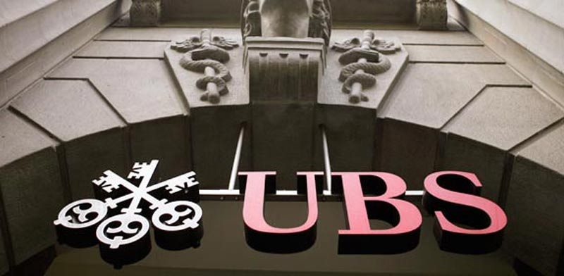 UBS Photo: Reuters