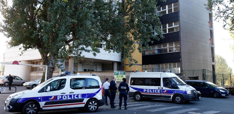 """בנין העיתון """"שרלי הבדו"""" - פריז / צלם: רויטרס"""