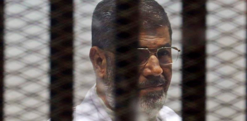 נשיא מצרים מוחמד מורסי / צלם: רויטרס